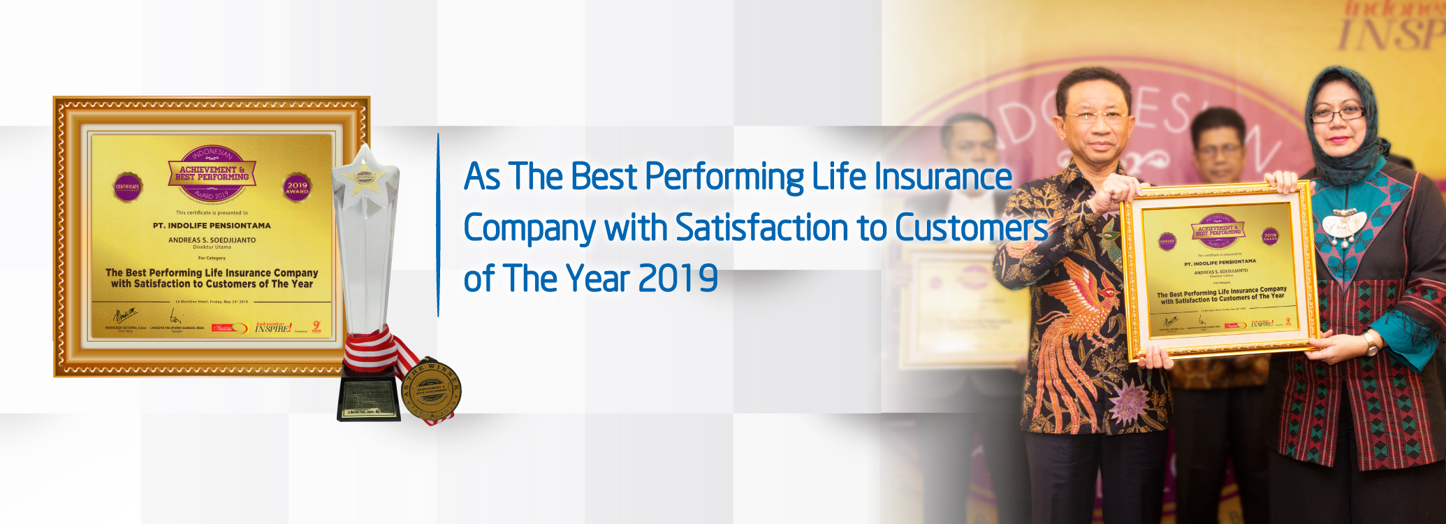 The best performing life insurance company 2019